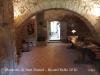 Monestir de Sant Daniel - Girona - Celler