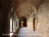 Monestir de Santa Maria de Bellpuig de les Avellanes - Os de Balaguer - Claustre