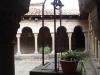Claustre del Monestir de Santa Maria de Lluçà