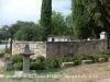 Monestir de Santa Maria de Lluçà – Lluçà - Cementiri