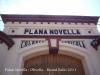 Palau Novella – Olivella - 2011