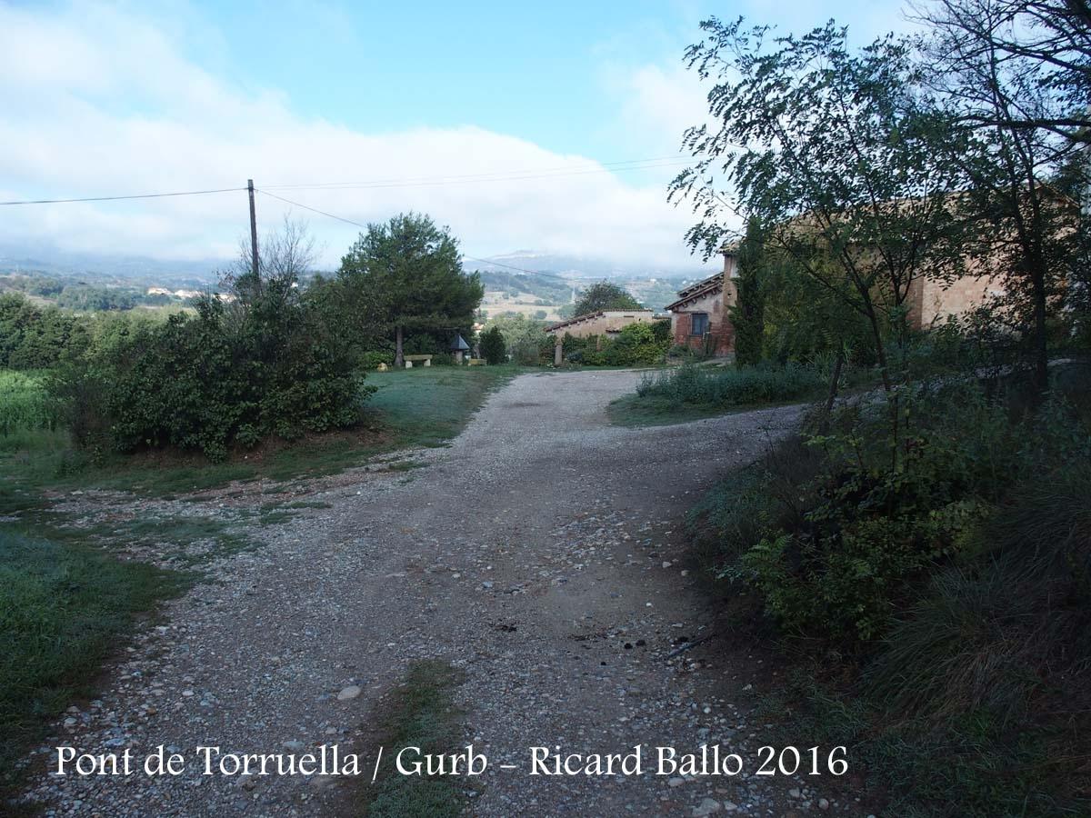 Pont de Torruella – Gurb