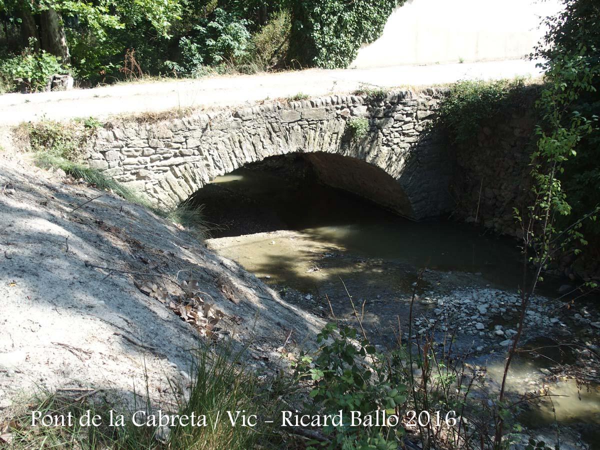 Pont de la Cabreta – Vic