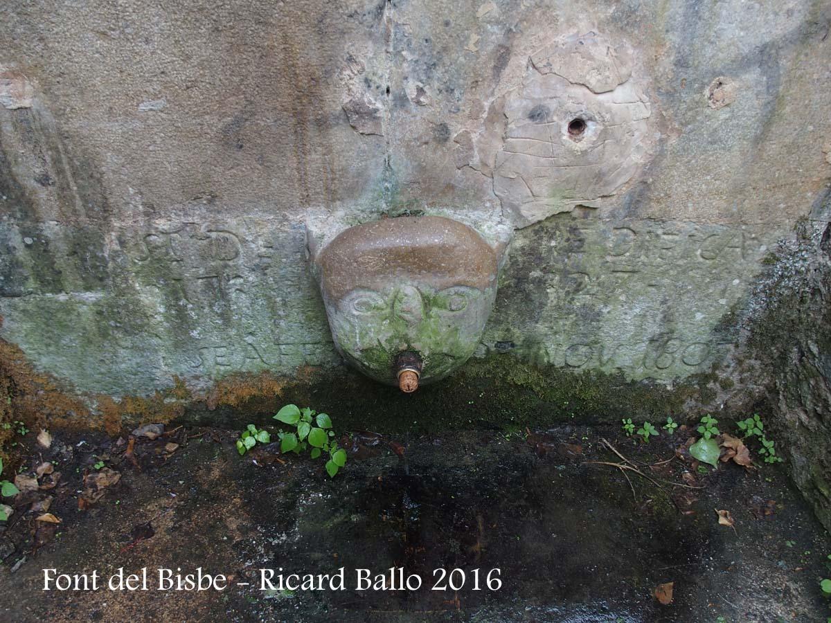 Font del Bisbe – Girona
