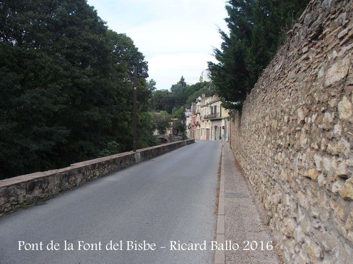 Pont de la Font del Bisbe – Girona