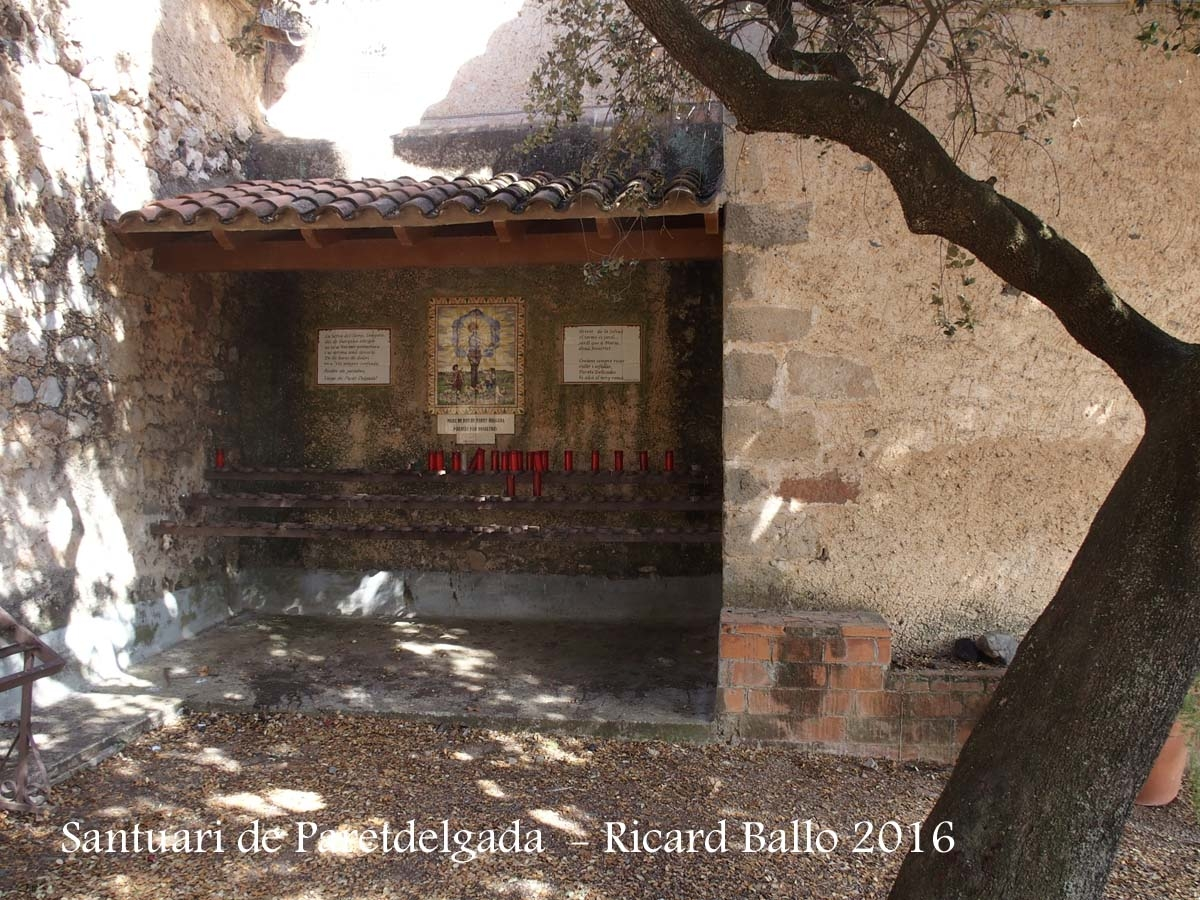 Santuari de Paretdelgada – Selva del Camp