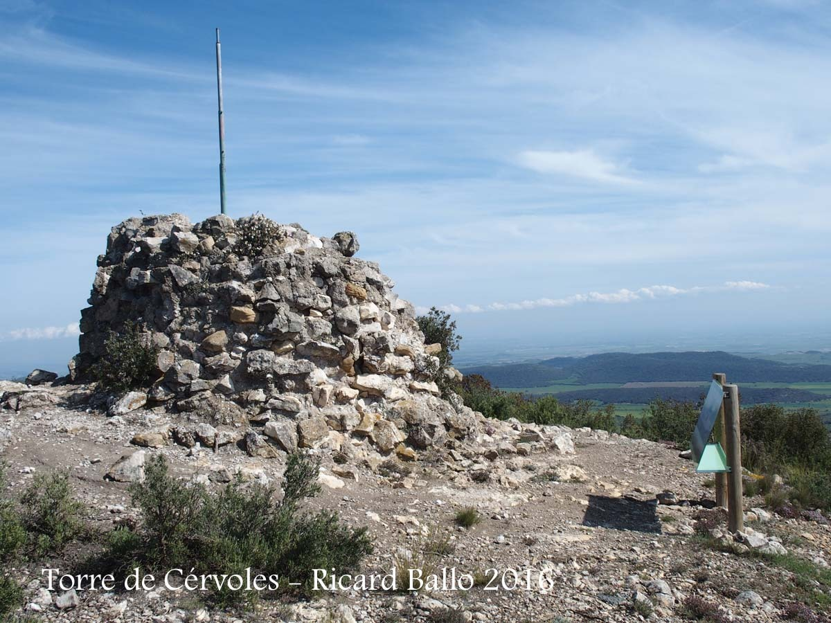 Torre de Cérvoles – Os de Balaguer