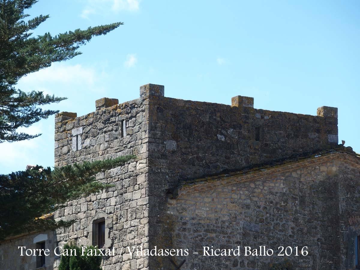 Torre de Can Faixat – Viladasens
