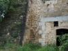 Torre de Taialà – Girona - Aquí hi veiem un dels contraforts de l'edificació