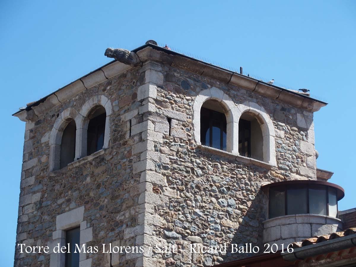Torre del Mas Llorens – Salt