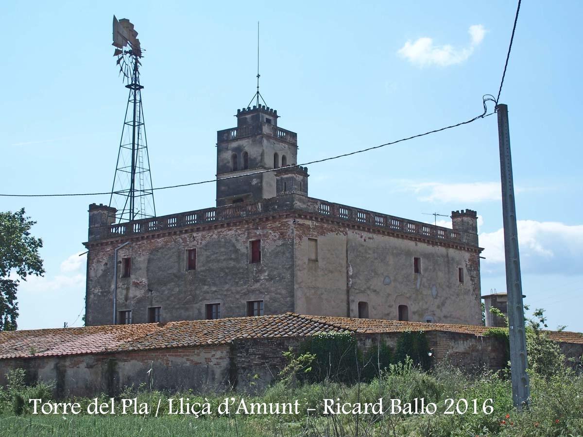 Torre del Pla – Lliçà d'Amunt