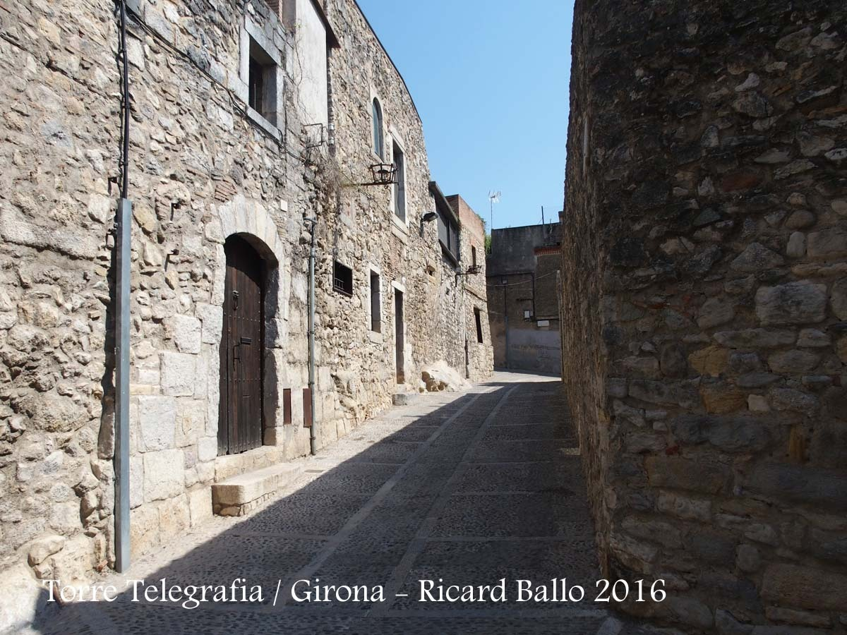 Torre del Telègraf Òptic – Girona