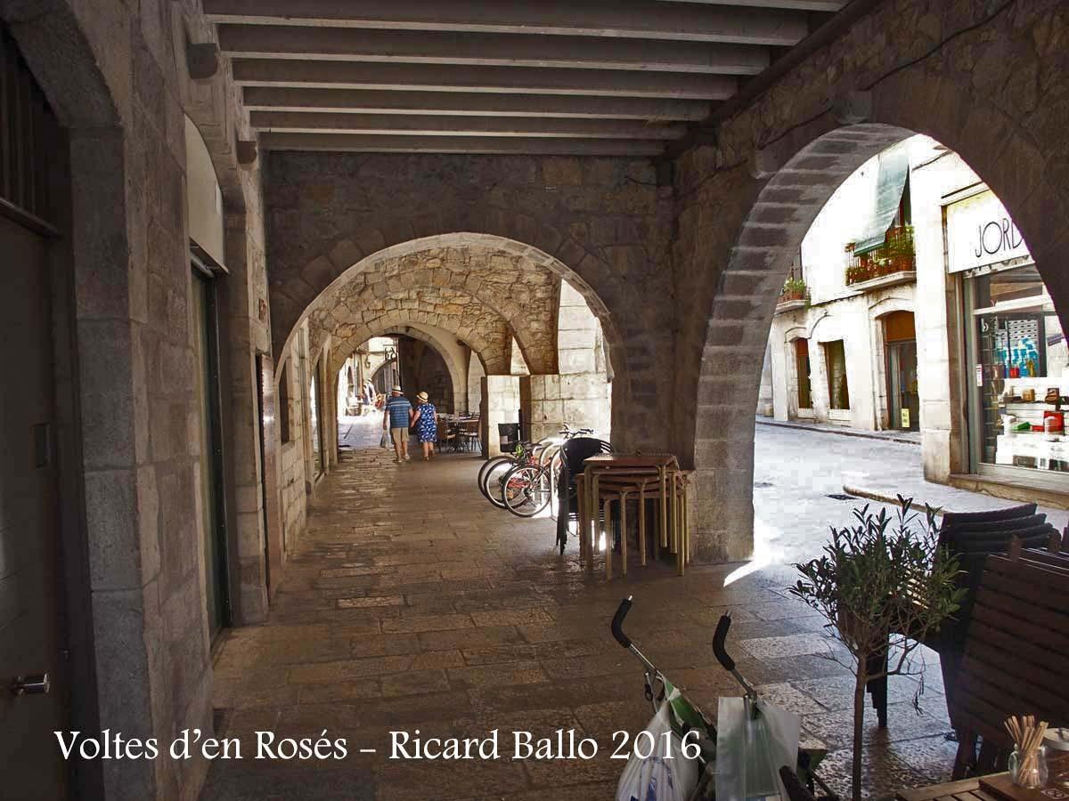 Voltes d'en Rosès – GironaVoltes d'en Rosès – Girona