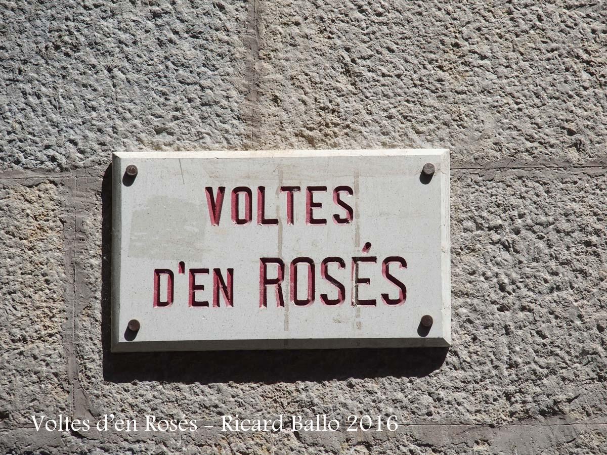 Voltes d'en Rosès – Girona