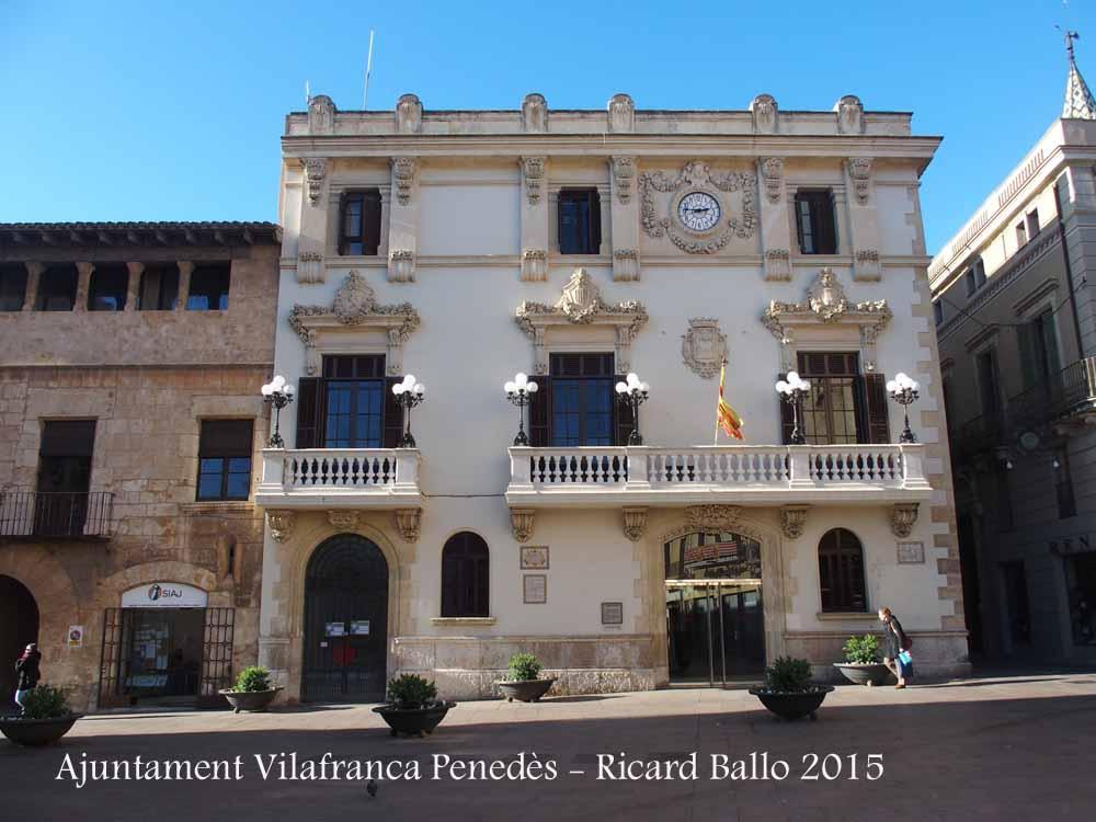 Capella de sant joan vilafranca del pened s alt pened s catalunya medieval - Perrera de vilafranca ...