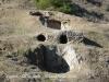 Algerri: Els Trullets. Àrea del costat del camí del cementiri.