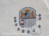 Altres racons de la Rabassa.  Un rellotge de sol .