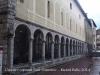 Antic convent de Sant Domènec - Puigcerdà - Claustre.