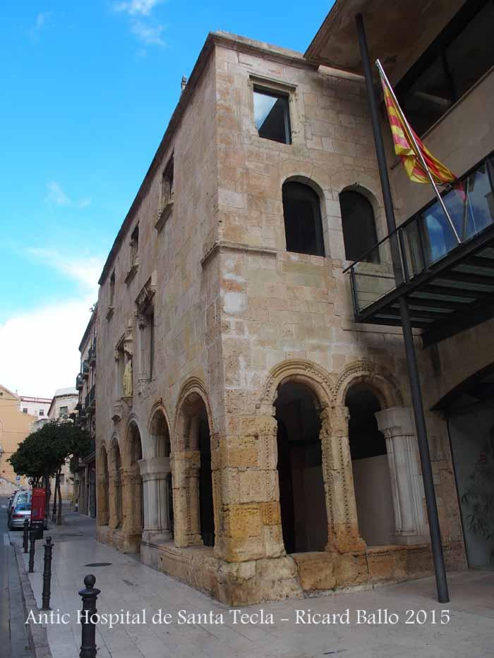 Antic Hospital de Santa Tecla – Tarragona