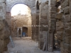 Antiga església parroquial – Vilanova de la Barca - Interior, en obres