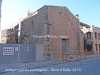 AAntiga església parroquial – Vilanova de la Barca - Façana carrer Raval de la Creu