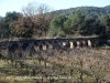 Aqüeducte de Canaletes – Cerdanyola del Vallès - Tram situat al costat del Torrent de Canaletes
