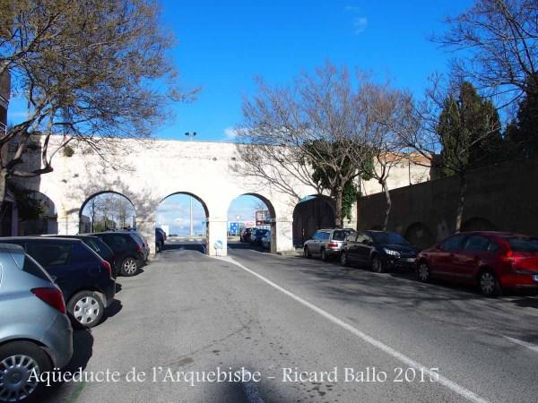 Aqüeducte de l'Arquebisbe – Tarragona