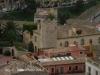 Vista de la Torre de Pella i Forgas des del castell de Begur.