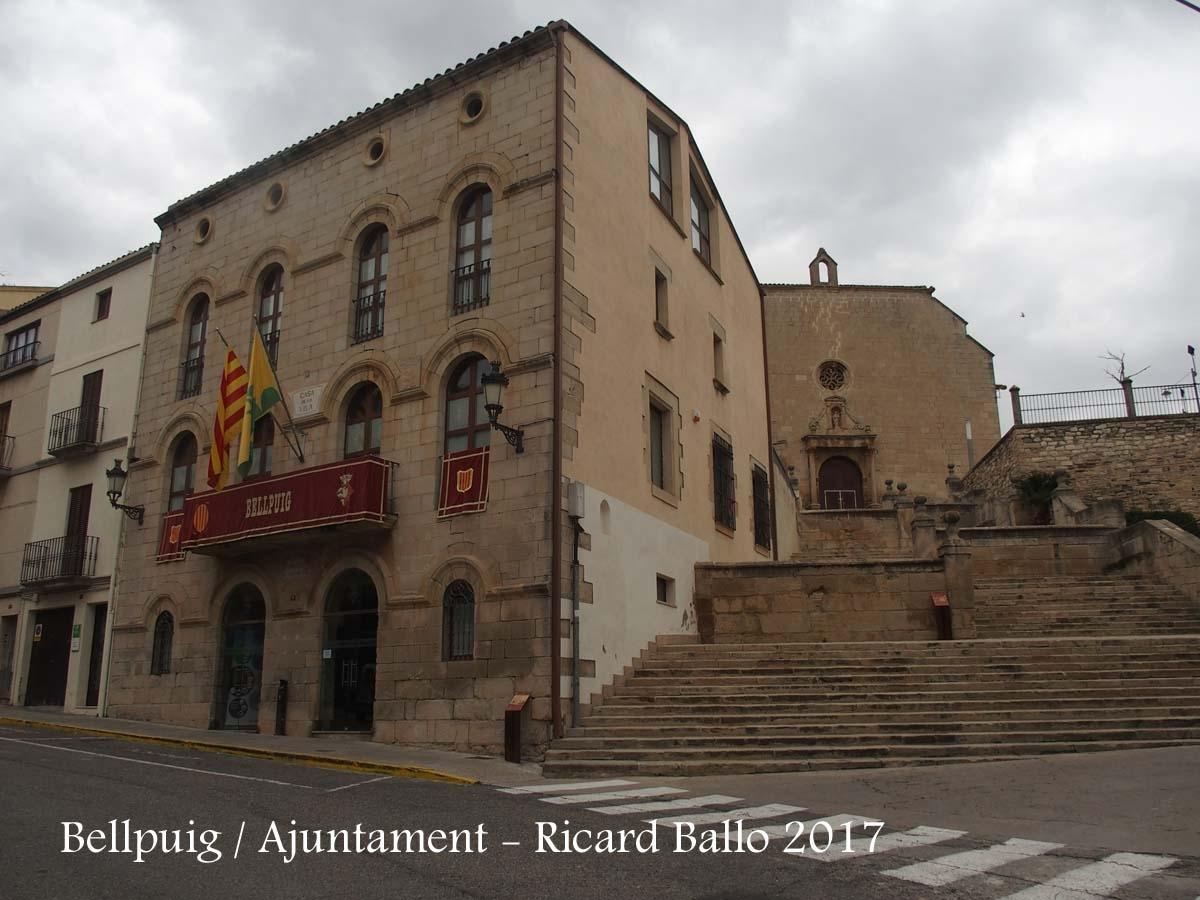 Bellpuig - Ajuntament
