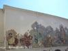 Berga - Un mural sobre la Patum