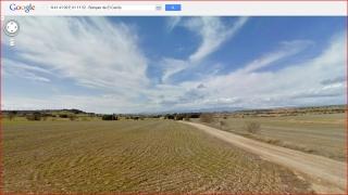 Búnquer del Canós - Captura de pantalla de Google Maps.