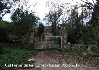 Cal Ferrer de les Torres – Serinyà