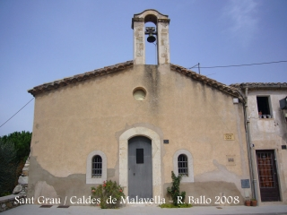 Església de Sant Grau - Caldes de Malavella.