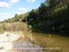 Camí al castell d'Almudèfer - Zona de pícnic - Platja fluvial.