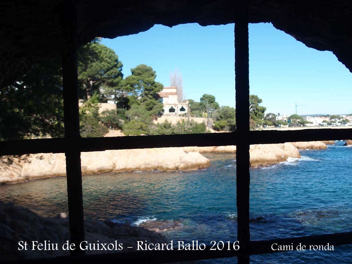 Camí de Ronda – Platja de Sant Pol / Sant Feliu de Guíxols – Platja de Sa Conca / S'Agaró