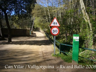 Can Vilar-Vallgorguina