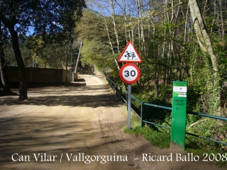 Can Vilar-Vallgorguina