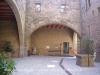 Castell de Cardona - Pati.