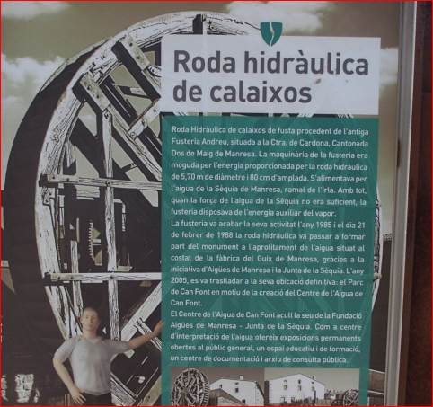 El Mas de Can Font de la Serra – Manresa