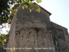 Capella de la Mare de Déu de la Llinda – Avinyonet del Penedès - Absis.
