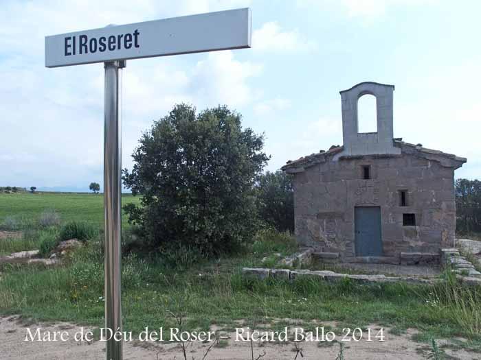Capella de la Mare de Déu del Roser – Puig-reig