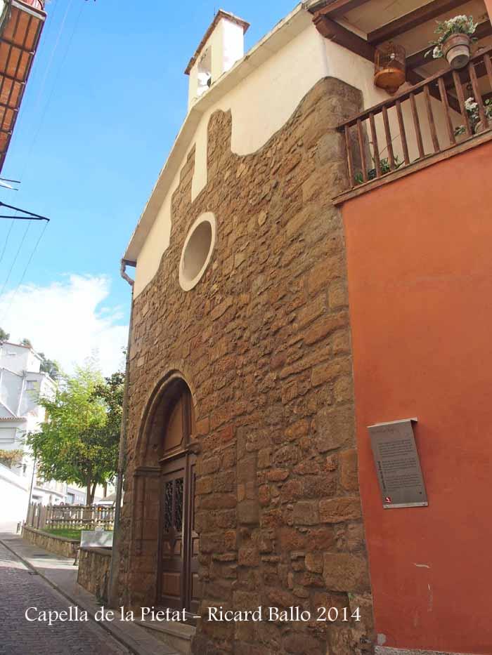 Capella de la Pietat – Berga