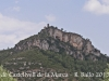 Capella de la Verge del Vinyet – Castellví de la Marca - Una vista del castell de Castellvell de la Marca