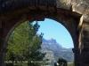 Vistes des de l\'interior de la capella de Sant Antolí – Monistrol de Montserrat