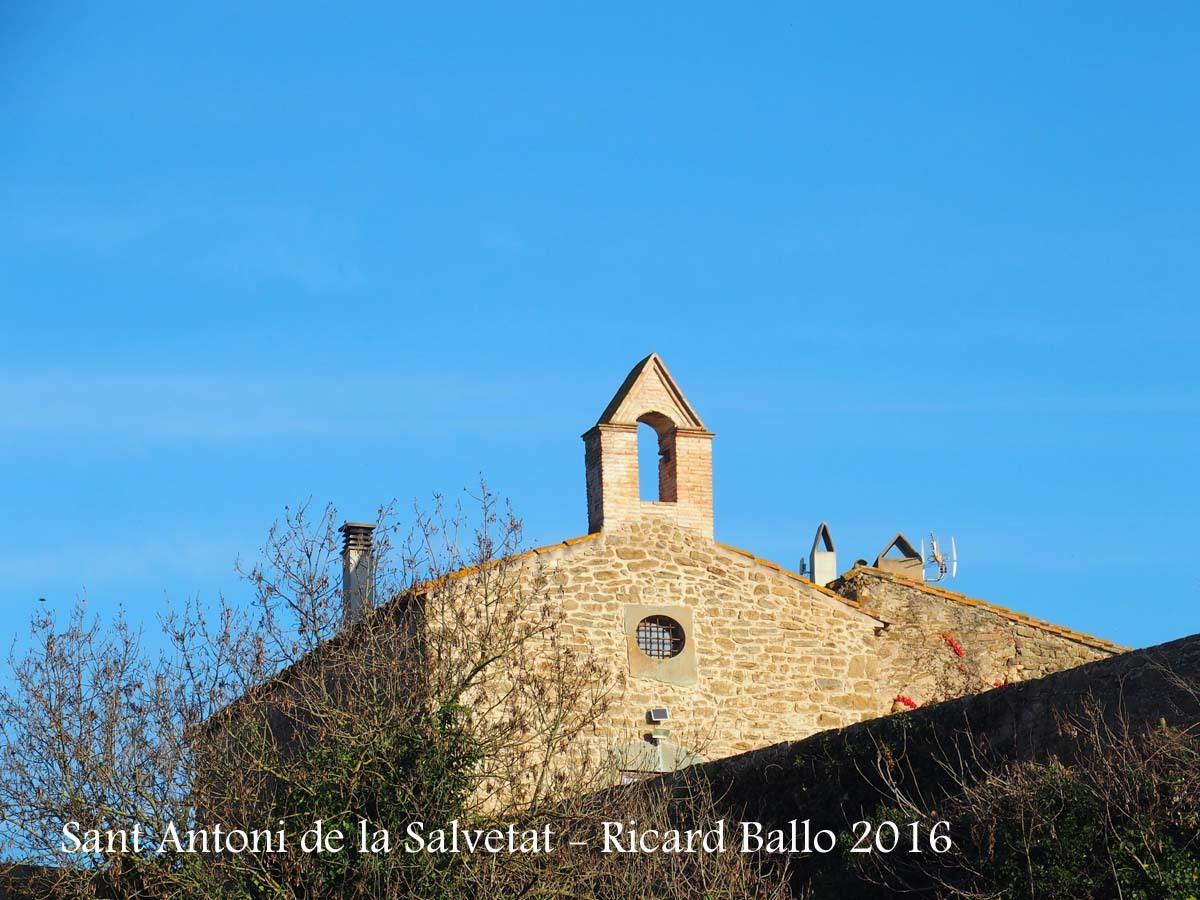Capella de Sant Antoni de la Salvetat – Jafre