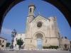 Església parroquial de Sant Jaume de Moja - Olèrdola - A la dreta de la fotografia, adossada a aquesta església, hi ha la capella de Sant Esteve.