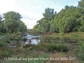 Vilert / Riu Fluvià