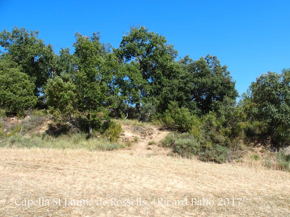 Camí a la Capella de Sant Jaume de Rossells – Pinell de Solsonès