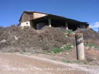 Capella de Sant Joan de Puig-redon - Can Miret
