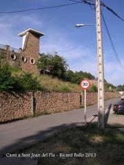 La Palma de Cervelló - Camí de les Roquetes o carrer Ull de Llebre - Captura de pantalla de Google Maps.